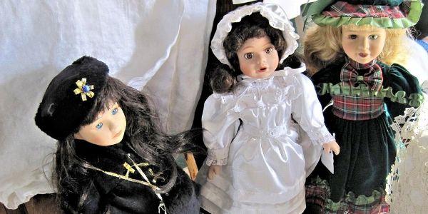 Musée maison de poupées d'Antan